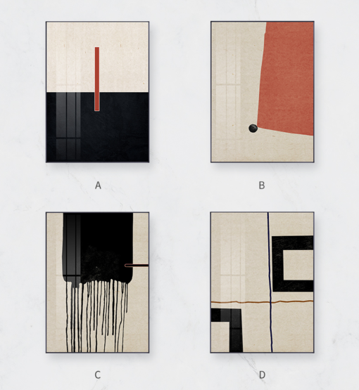 All 4 Abstract